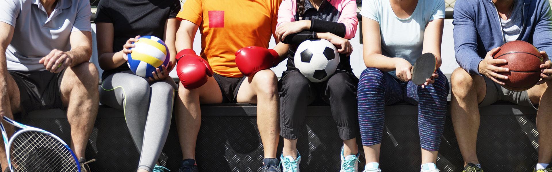Fai sport? Ecco cosa fare in caso di lussazioni o fratture dei denti
